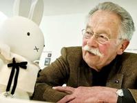 Pencipta Kelinci Miffy dan Snuffy Dog Meninggal Dunia