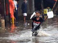 Ahok Klaim Normalisasi Sungai Bisa Atasi Banjir