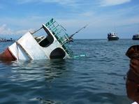 Penenggelaman Kapal Pencari Ikan