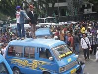 Kisruh Transportasi Bukan Sepenuhnya Salah Pemerintah