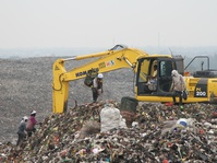Pemprov DKI Berikan Kompensasi Bau Sampah di Bantargebang