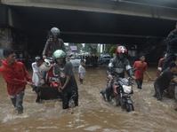 Sebanyak 35 Sekolah di Bekasi Terendam Banjir