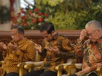 Jokowi Keluhkan Masih Buruknya Sistem Distribusi Pangan
