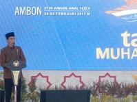 Jokowi Keluhkan Jutaan Hektar Lahan Dikuasai Sedikit Orang