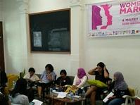 Aktivis akan Gelar Women's March Jakarta Akhir Pekan Ini