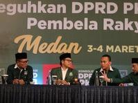 PKB Ingin Reshufflle Dinilai Berdasarkan Kinerja Menteri