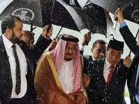 Tamu Spesial dari Arab Saudi
