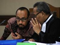 Politikus PAN Divonis 9 Tahun Bui Karena Terima Suap Rp7,4 M