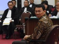 Saksi Ahok Sebut Gus Dur Bolehkan Pilih Pemimpin Non Muslim