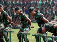 Prajurit TNI Korban Kecelakaan Latihan Tembak Dimakamkan