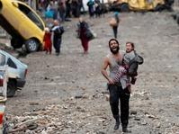 Serangan Udara AS di Mosul Tewaskan Puluhan Warga Sipil