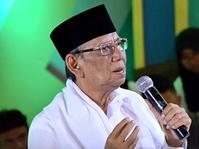 Tempat Terbaik untuk K.H. Hasyim Muzadi