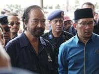 Nasdem Sebut Banyak Kandidat Ingin Jadi Wakil Ridwan Kamil