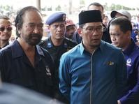 Ridwan Kamil Merayu PAN Segera Berkoalisi dengan Nasdem