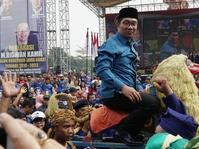 Gerindra Tak Akan Dukung Ridwan Kamil di Pilgub Jabar
