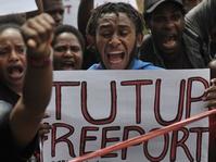 Pemkab Mimika Minta Dilibatkan dalam Kasus Freeport