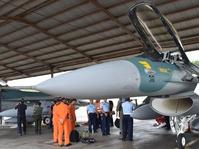 Danlanud Iswahjudi: F-16 yang Baru Tiba dalam Kondisi Baik