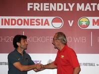 Hari Ini, Indonesia Hadapi Myanmar di Stadion Pakansari