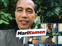 #MariKomen Vlog Jokowi dan Kambing Istana