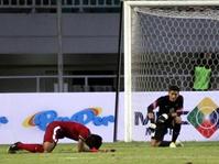 Hasil Timnas Indonesia U-22 vs Thailand Skor Akhir 0-0