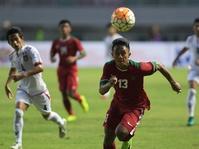 Asian Games 2018, Indonesia Targetkan Timnas Masuk Semifinal