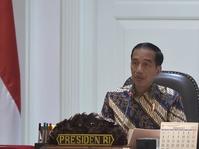 Bertemu Istri Bill Gates, Jokowi Tunjukkan Kartu Bansos