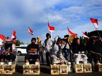Menuntut Jokowi Mendengarkan Ibu Bumi Petani Kendeng