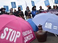 Aksi Peringatan Hari Air Sedunia