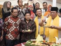 Pergantian Ketua Umum Tak Pengaruhi Dukungan Golkar ke Jokowi