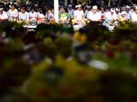 Tawur Kesanga di Pura Adhitya Jaya