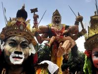 Presiden Jokowi Ajak Bangun Optimisme Peringati Nyepi