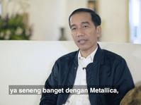 Presiden Jokowi Beberkan Alasan Hobi Vlog