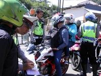 Ditlantas Polda Metro Segera Gelar Razia di Lima Titik