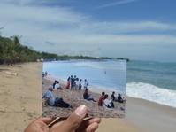 Suasana Nyepi Di Kuta Bali
