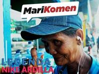 #MariKomen Legenda Nike Ardilla