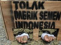 Walhi Gugat Izin Lingkungan Semen Rembang di PTUN Semarang