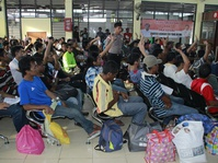 Indonesia Ingin Malaysia Mudahkan Kepulangan TKI Ilegal