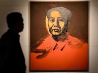 Lukisan Mao Terjual Rendah dari Harga Perkiraan Lelang
