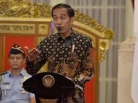 Jokowi Minta Kementerian & Lembaga Hemat Anggaran 2017/2018
