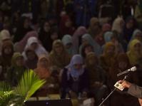 Syahadat di Depan Zakir Naik dan Said Aqil Siradj