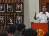 Luhut Klaim Proyek Infrastruktur Jokowi-JK Berjalan Sesuai Rencana