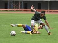 Hasil Persebaya vs PSPS Babak Pertama Skor 0-0