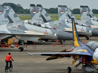 TNI AU: Diandalkan Sukarno, Dikucilkan Soeharto
