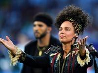 Alicia Keys Diberi Penghargaan untuk Gerakan HAM di Kanada