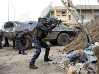 Irak Tuduh ISIS Gunakan Senjata Kimia di Mosul
