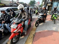Orang Indonesia Paling Malas Berjalan Kaki