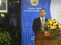 Rektor Baru UGM Ingin Kerek Ranking Kampusnya di Level Dunia
