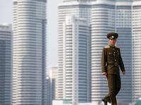 Pemerintah AS Tuding Perusahaan Cina Cuci Uang untuk Korut