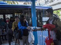 Transjakarta Sediakan Takjil Gratis Selama Bulan Ramadan