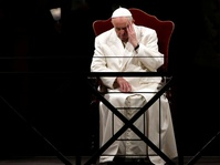 Paus Fransiskus Sebut Berita Palsu & Sensasional Sebagai Dosa Berat